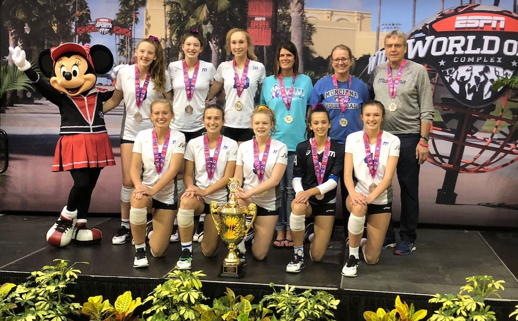 image for Munciana Chipmunks 14 Open Runners-Up