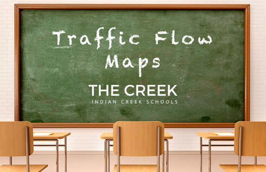 Image for Important Changes to Indian Creek Traffic Flow