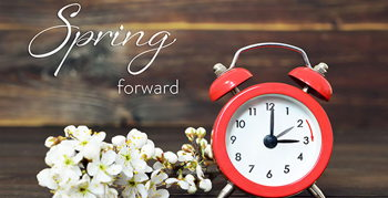 Image for Daylight Savings Time - Spring Forward