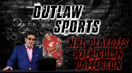 Image for Outlaw Sports - NHL Playoffs with Colin Patterson