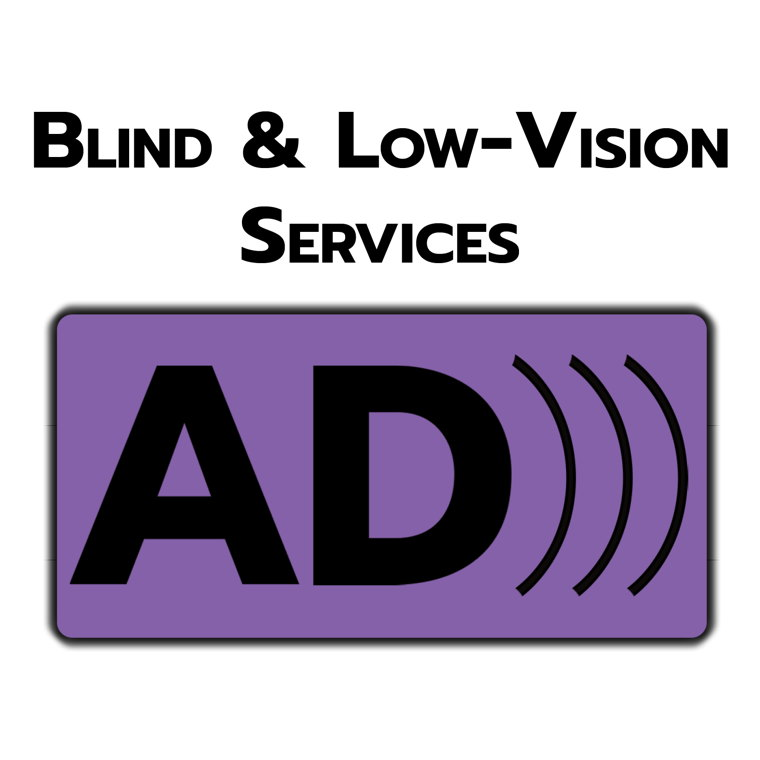 Image for Blind & Low-Vision Services