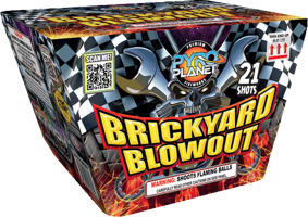 Image for Brickyard Blowout 21 shot