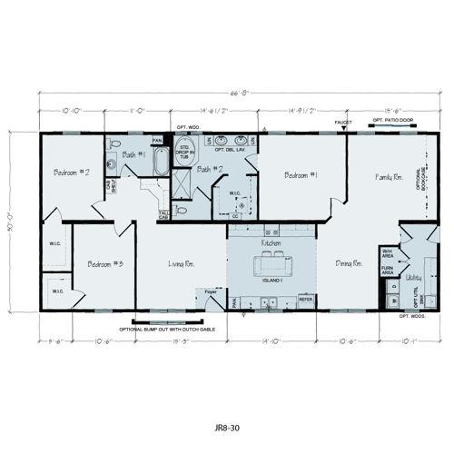 Floorplan of Independence