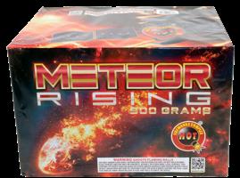 Image of Meteor Rising 21 Shot