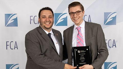 DU Recognized by Fraternity Communications Association