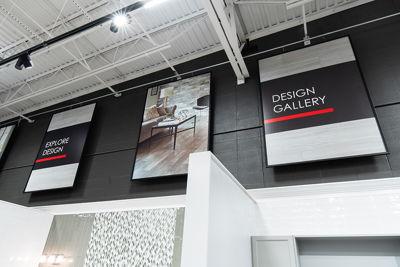 Floor & Décor Perimeter Signage