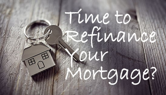 Image for Time to Refinance Your Mortgage?
