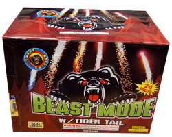 Image of Beast Mode w/ Tiger Tail - 24 Shot