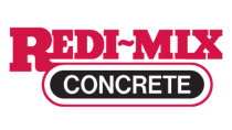 Logo for Redi-Mix Concrete