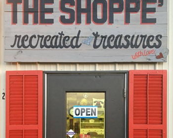 The Woman Behind The Shoppe Recreated Treasures