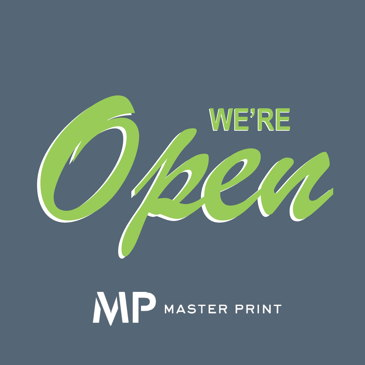 Image for Yes, We're Open!