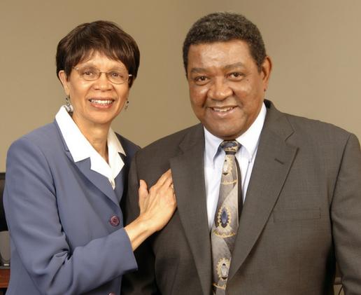 Mary and Cornelius Dollison