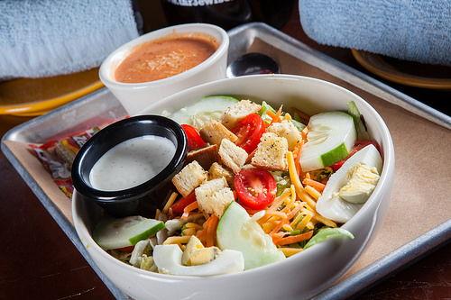 Bottomless Soup & Salad