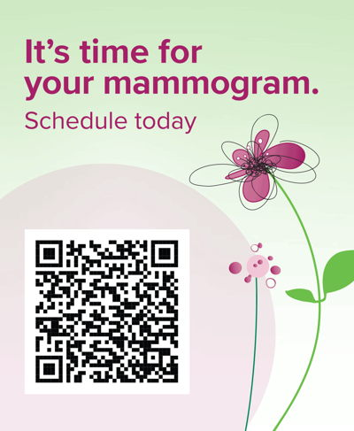 Appointment Request QR Code
