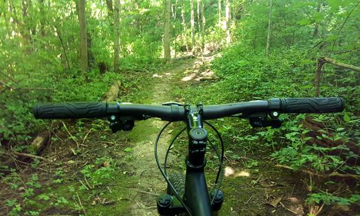 Make it a Destination: Mid-Indiana Trails Puts Mountain Biking on the Muncie Map