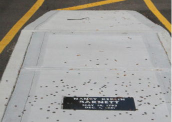 Grave in the Middle of the Road