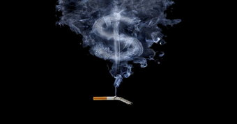 Image for Smoking and Financial Health
