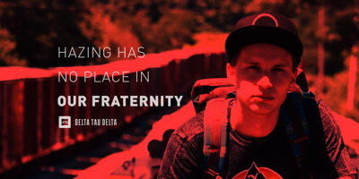Standing Against Hazing Builds Respect and Honorable Brotherhood