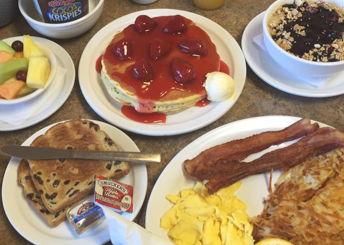 Tom's Pancake House