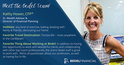 Kathryn J. Hower, CFP® | Meet the Bedel Team