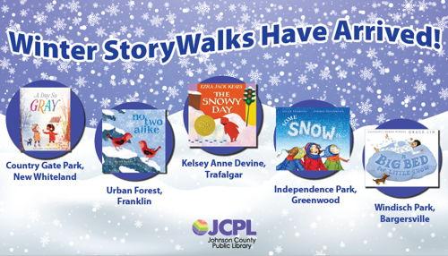 Visit Our StoryWalks