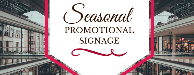 Image for Small Format Materials for Seasonal Promotions