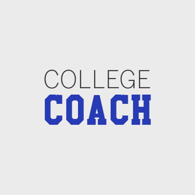 Image for College Coach
