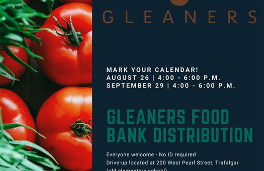 Image for Gleaners Providing Food Distribution