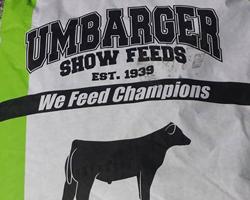 Umbarger Show Feeds logo