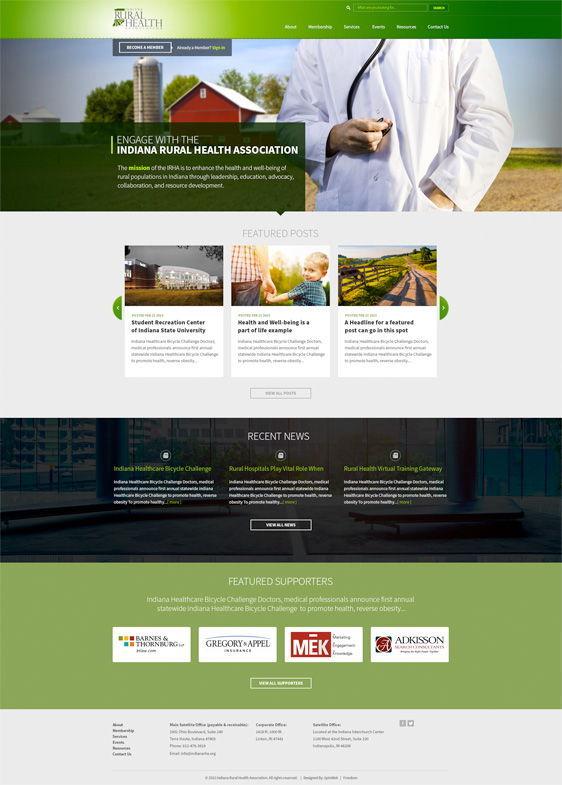Rural Homepage