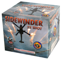Image for Sidewinder 25 Shots