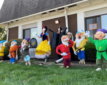 Scarecrow Madness