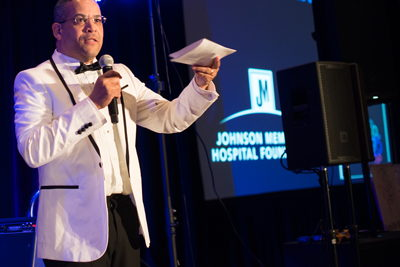 Johnson Memorial Hospital Foundation Gala