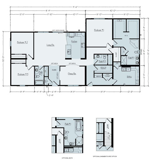 Floorplan of Columbus