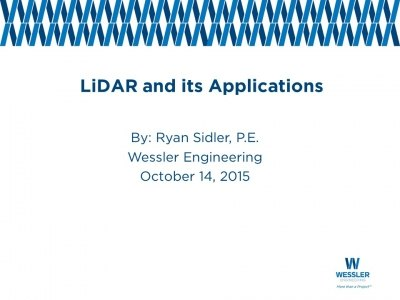 LiDAR and Its Applications