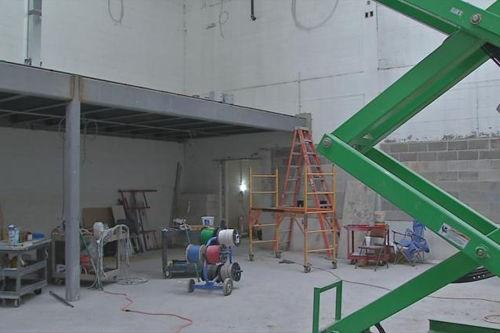 Image for Floyd County Criminal Justice Center Renovation