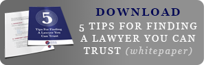 5 tips for finding for finding a lawyer you can trust cta
