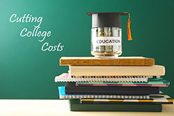 Image for 5 Easy Ways to Save on College Costs