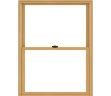 ANDERSEN WINDOWS AND DOORS- STANDARD DOUBLE HUNG WINDOW