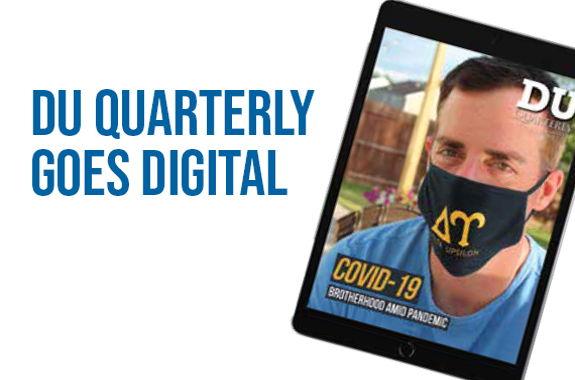 Image for DU Quarterly Goes Digital