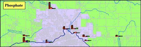 BWQ Phosphate Map image
