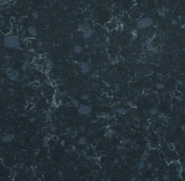 Optional Quartz Countertop- Indigo Swirl