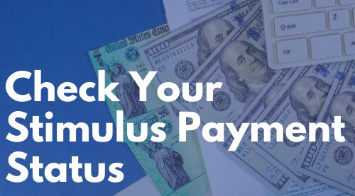 Image for Check Your Stimulus Payment Status