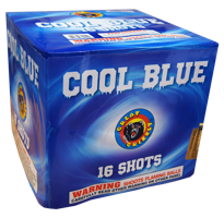 Image for Cool Blue - 16 Shot