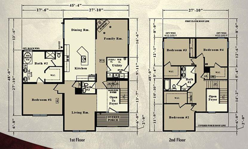 Blueprint for Grande Estate