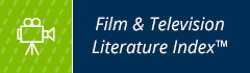 Film & Television Literature Index