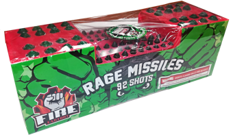 Image of Rage Missiles 92 Shots