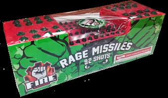 Image of Rage Missiles 92 Shot