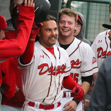 Image for Dawgs rally past Red Sox to capture WCBL championship