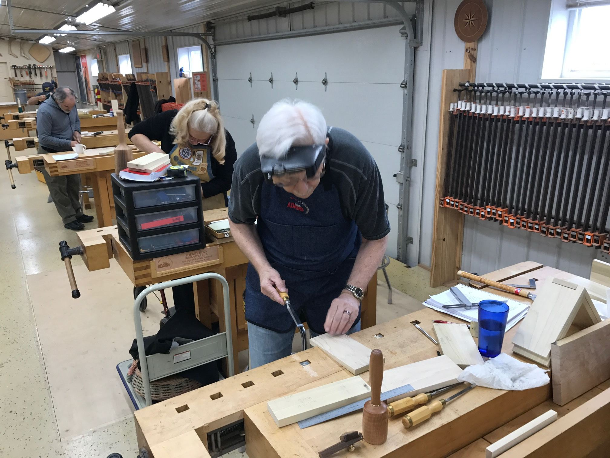 Take A Learning Vacation At World Renowned Woodworking School Just